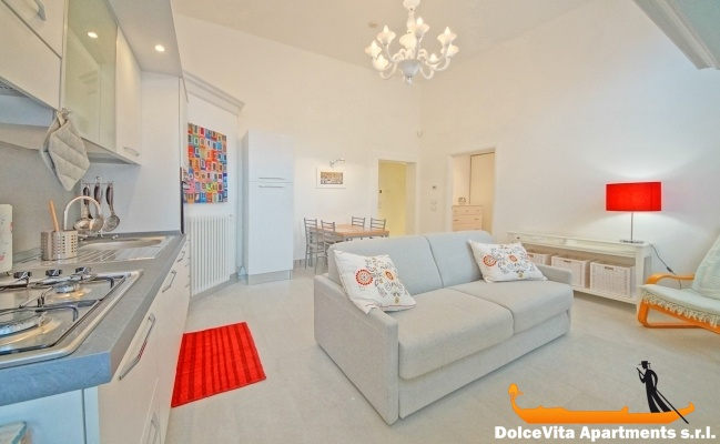 holiday apartment design in venice