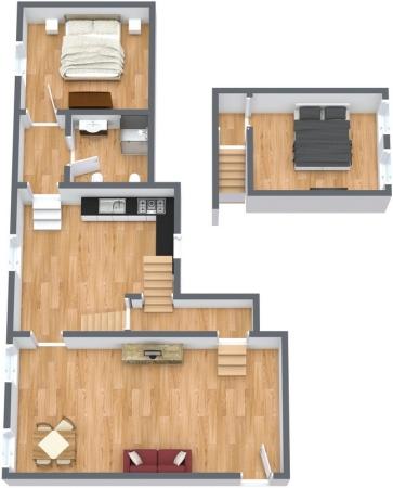 Planimetrics Apartment N.139