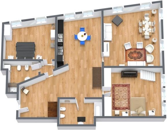 Planimetrics Apartment N.20