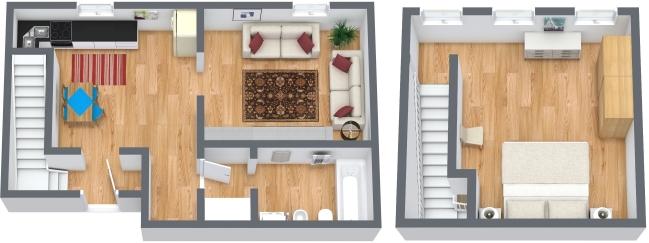 Planimetrics Apartment N.324