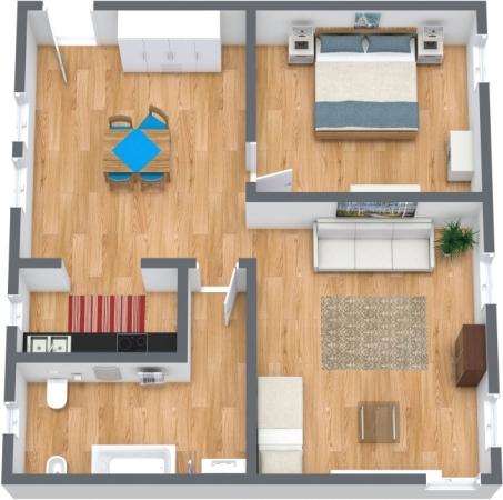 Planimetrics Apartment N.349