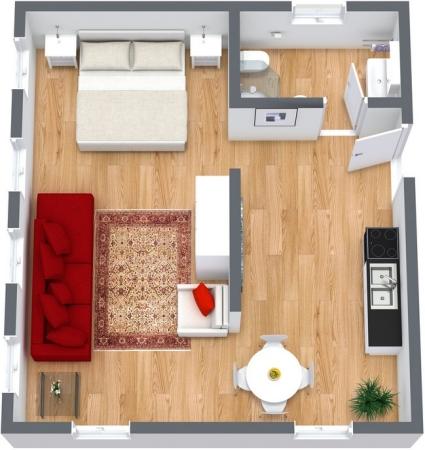 Planimetrics Apartment N.145