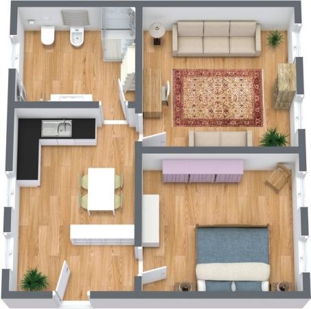 Planimetrics Apartment N.183