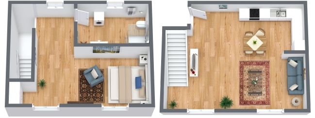 Planimetrics Apartment N.184