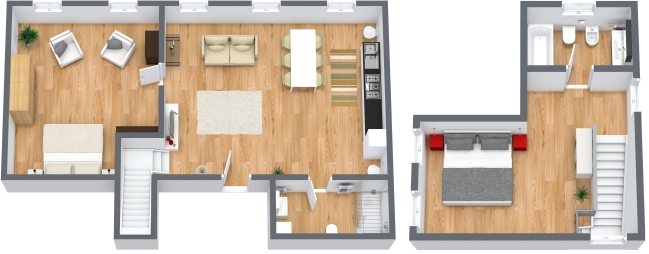 Planimetrics Apartment N.191