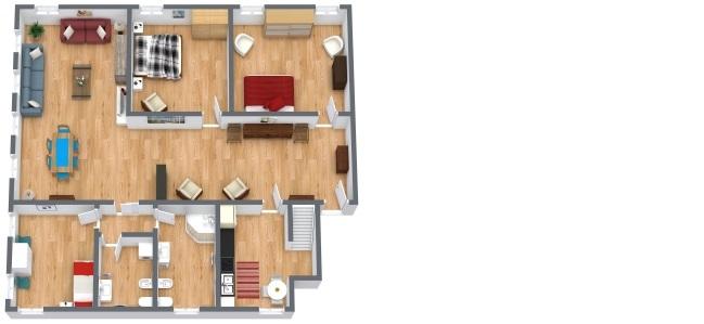 Planimetrics Apartment N.304