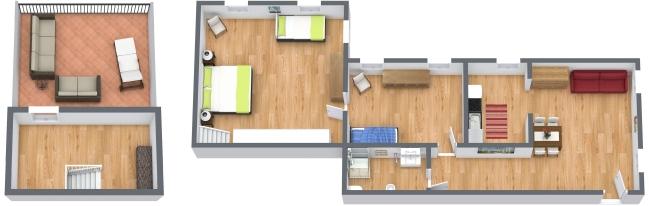 Planimetrics Apartment N.441