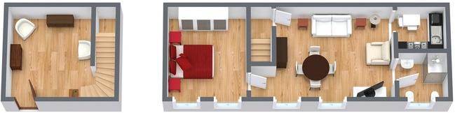 Planimetrics Apartment N.65